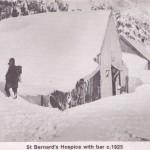 St Bernard's Hospice with bar c