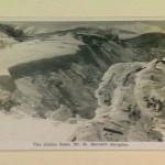The Alpine Road Mt. St. Bernard Hospice